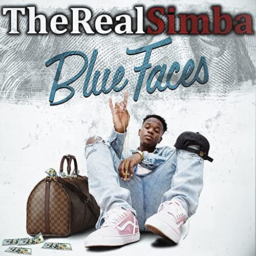 Blue Faces - the real simba