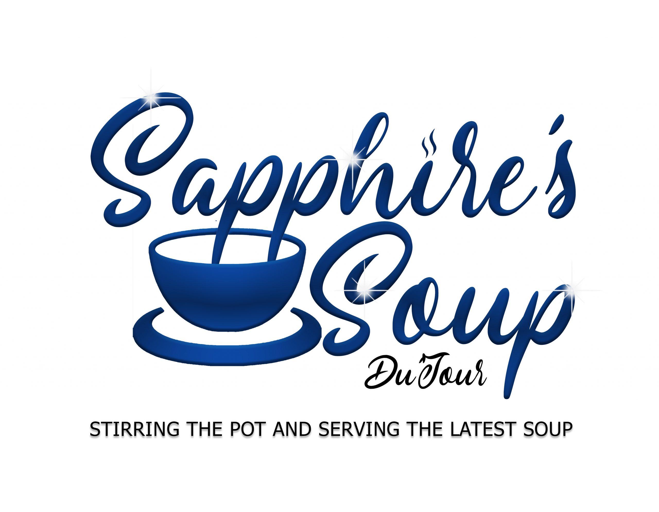 Sapphire Soup Du'Jour